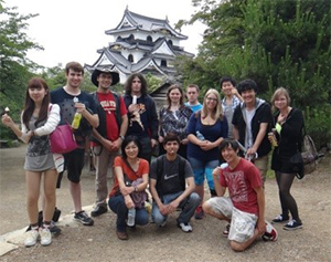MHCC Students In Japan