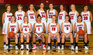 Womens Basketball 2016