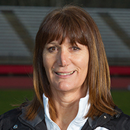 Kelly Holding, Assistant Track and Field Coach