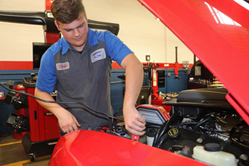 MHCC Student Headed to National Automotive Skills Competition