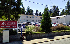 Mt. Hood Community College Maywood Park Campus