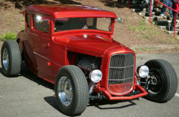 1930 Ford Coup Model A