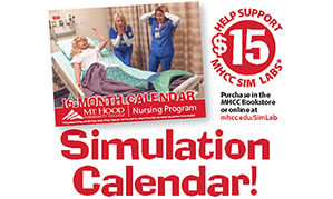 Simulation Lab Calendar Sales
