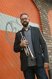 Dan Davey, Music Faculty/Jazz Band