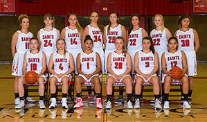 Women's Basketbell Roster 2016