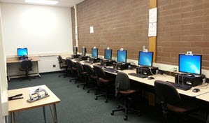 academic computer labs gresham campus